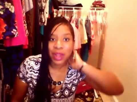 Long Micro Box Braids With Shaved Sides Youtube