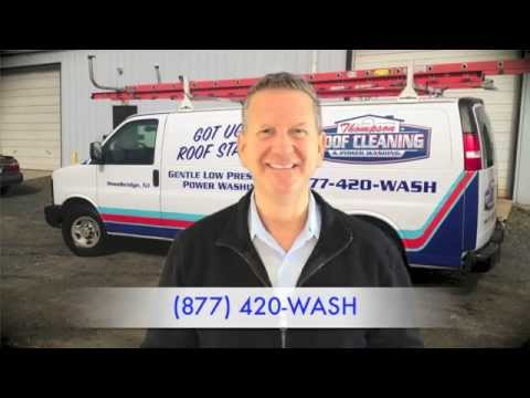 Roof Cleaning Berkeley Heights New Jersey | Power Washing Services