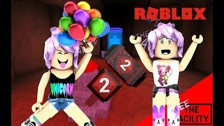 ROBLOX-Ana & Bela HAPPY BIRTHDAY MARRETÃO!!
