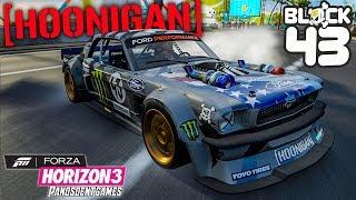 ΔΟΚΙΜΑΖΟΥΜΕ ΤΟ HOONICORN ΜΕ 1400 ΑΛΟΓΑ   Forza Horizon 3 Hoonigan DLC