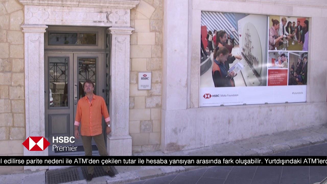 HSBC Premier ile #HayatıDopdoluYaşa | Global Premier Hesap