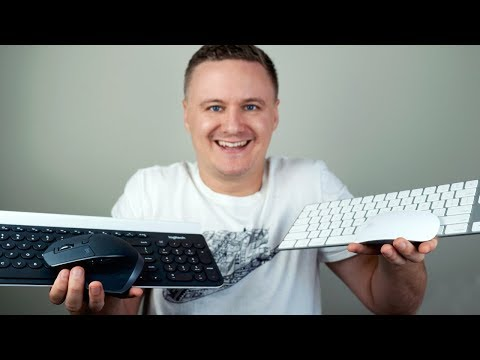 Is This The Best Apple Keyboard And Mouse Alternative? Unboxing And First Impressions!