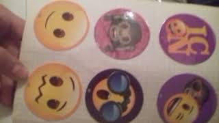 Моя колекція emodžija з čipikao круасани