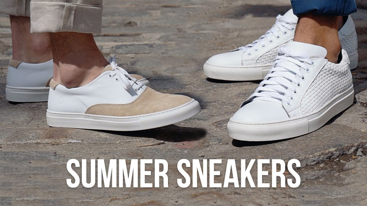 [VIDEO] - 6 Amazing Sneakers for the Summer | Ankari Floruss Collection Lookbook 2018 2