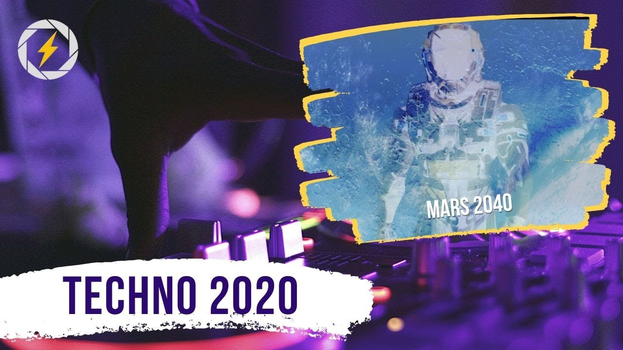 🎧TECHNO MIX 2020 ⚡️| Mars 2040