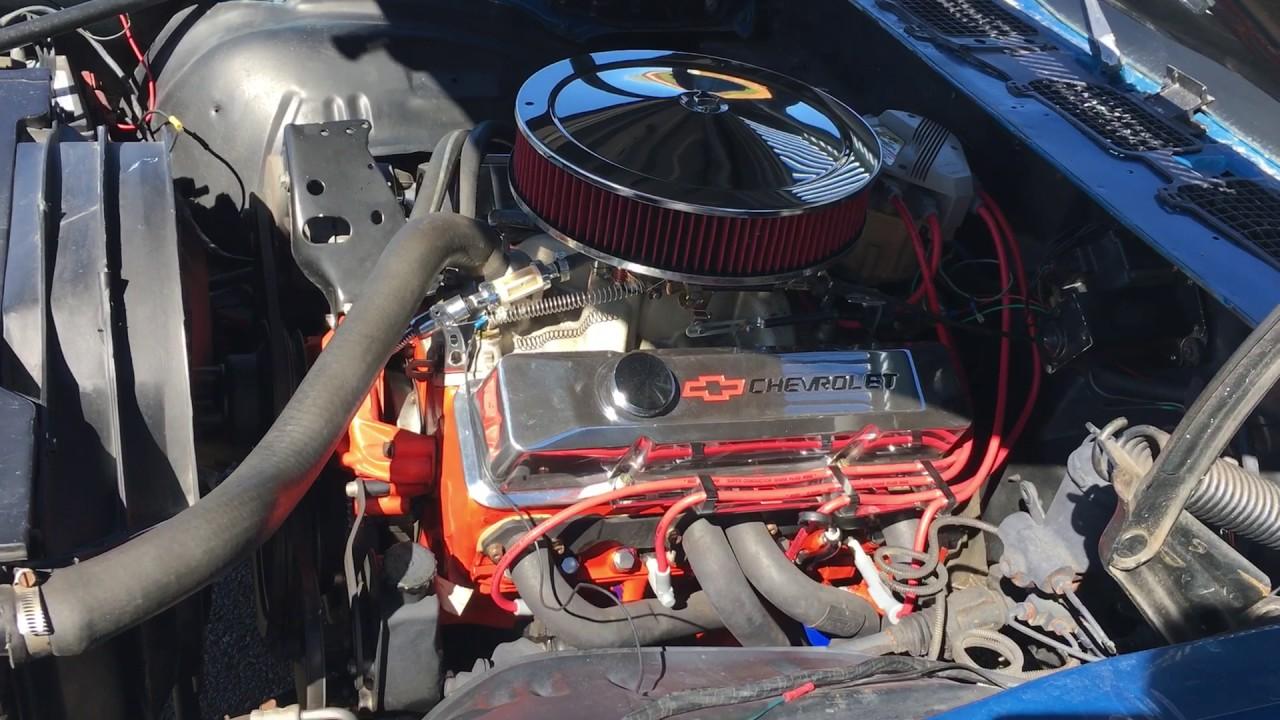 1970 Chevrolet Camaro Split Bumper Engine Bay  For Sale  505 402-1558