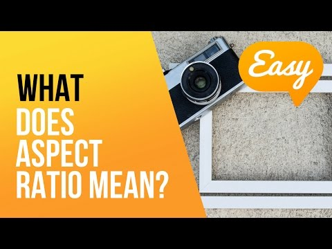 What does Aspect Ratio Mean? How to choose the right frame for your photo