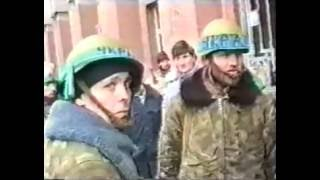 """""""Русскоговорящие"""" наемники. Грозный, 1995."""