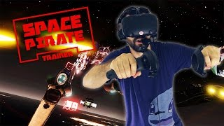Eat My Dick Lasers! (Space Pirate Trainer VR)