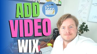 How To Add Video To Wix Website