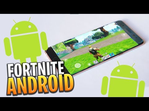 *NEW* FORTNITE MOBILE ANDROID RELEASE ESTIMATE! - Fortnite: Battle Royale