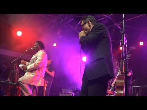 °MUD MORGANFIELD The Chicago Blues { Blow Wind Blow } in Crissier BLUES RULES VI°Festival 2015