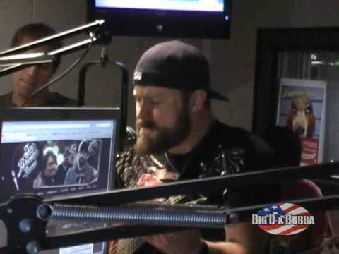 "Zac Brown band ""TOES"" Live w/ Big D & Bubba"