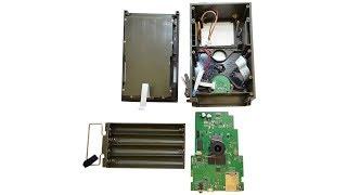 Разборка фотоловушки BlackMix HC-550G, How to disassemble camera trap