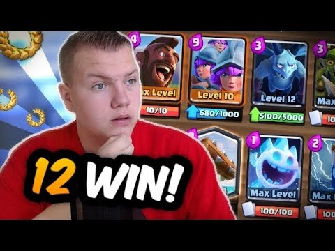 OFF-META DECK 12 WINS?! Hog 3 Musketeers Cycle Deck for Grand Challenges/Tournaments! - Clash Royale