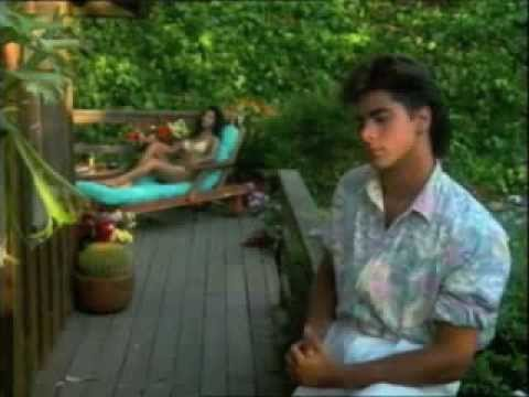 "Never Too Young to Die (1986) with Vanity ""It could be you"""