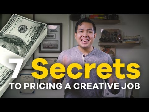 How To Charge For Creative Jobs | Make More Money