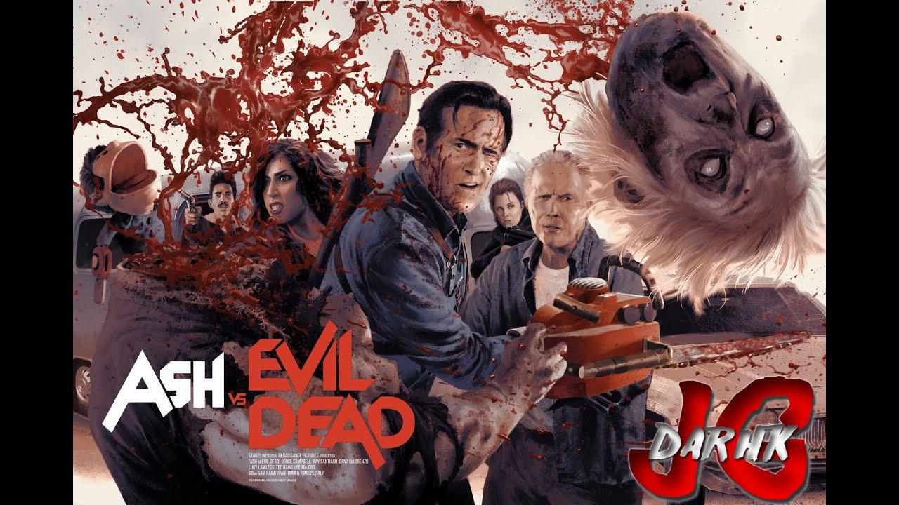 Download Ash vs The Evil Dead - Season 2 - Episodes 7 - 10 - Commentary