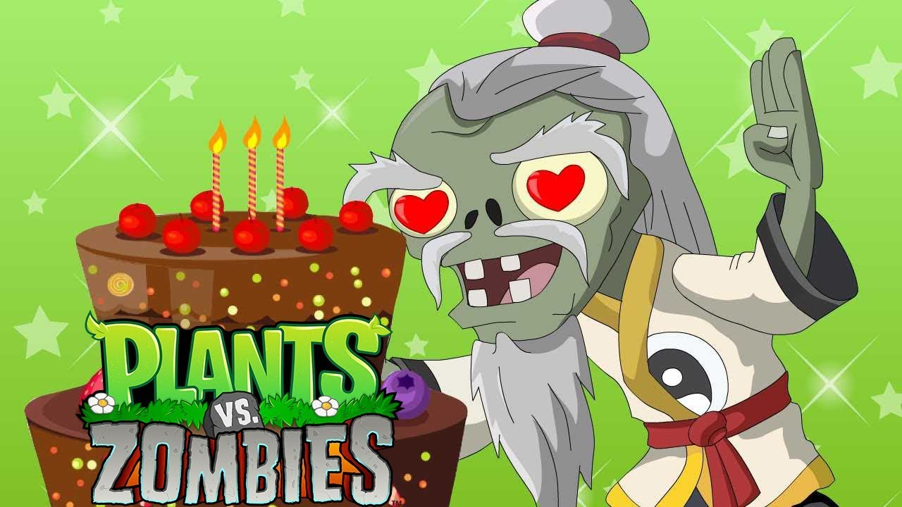 Zombies Animation Birthday Of Grandpa