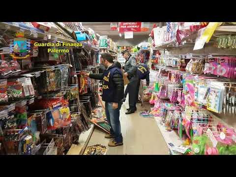 Guardia di Finanza Palermo : Operazione Bad Toys