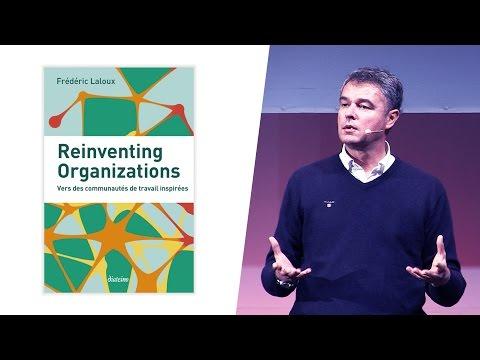 Reinventing Organizations : Echange avec Christophe Le Buhan 2/4