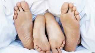 Clean Bed Sheets Turn-on Women