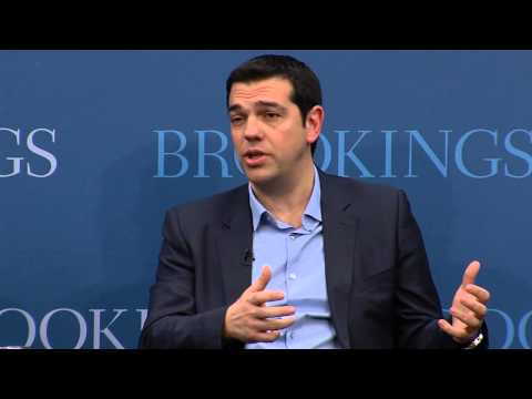 Alexis Tsipras: Bureaucracy and Robber Barons are Stifling Greece