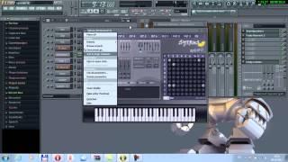 1 видеоурок-пишем лирику часть1 в fl studio 10