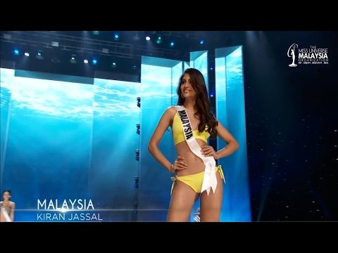 Miss Universe Malaysia 2016 | Kiran