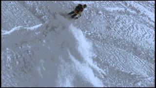 Cody Townsend - Backcountry Slopestyle run 2 - Swatch Skiers Cup 2013