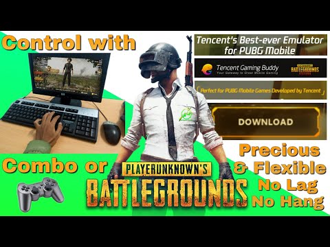 Tencent's Best-ever Emulator for PUBG Mobile | Download Now For PC