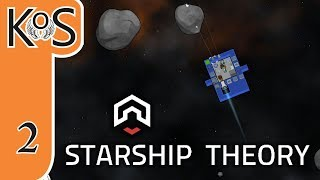 Starship Theory Ep 2: STARLING - Colony Builder/Survival, Let