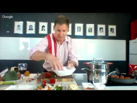 Cooking LIVE with David!