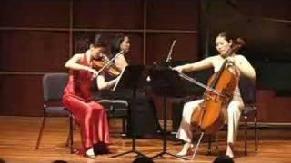 Astor Piazzolla Piano Trio Oblivion