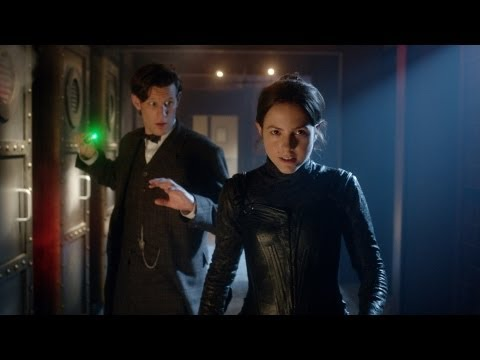 Attack of the Supermodels!  The Crimson Horror  Doctor Who Series 7 Part 2 2013  BBC One