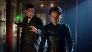 Attack of the Supermodels! - The Crimson Horror - Doctor Who Series 7 Part 2 (2013) - BBC One