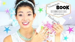Summer Book Recommendations ♡50VoSummer Thumbnail