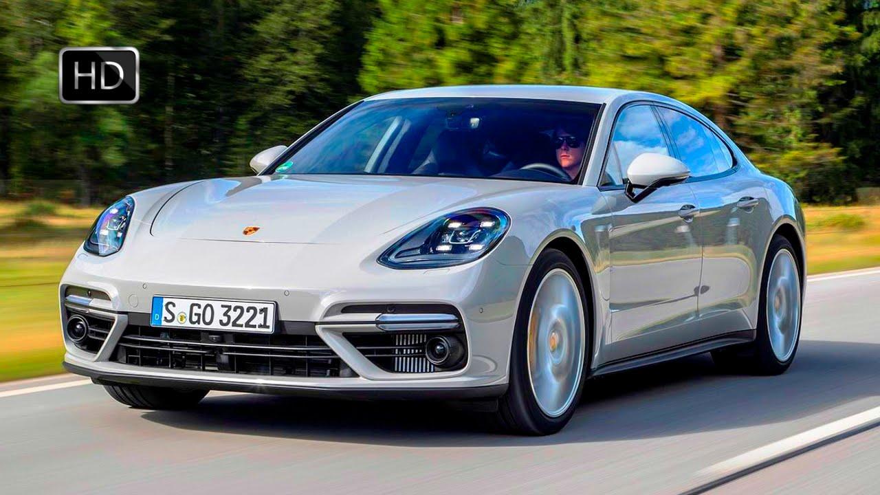 Porsche panamera 2017 colors