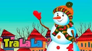 OMUL DE ZAPADA - cantece de iarna pentru copii - TraLaLa