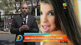 La salud de Andrea Rincón