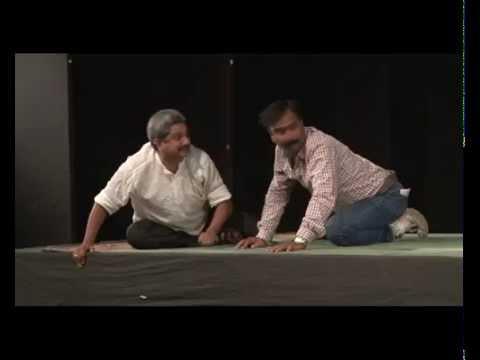 ONE SECONDS LIFE - Marathi One Act Play - eNatya Shodh 2015