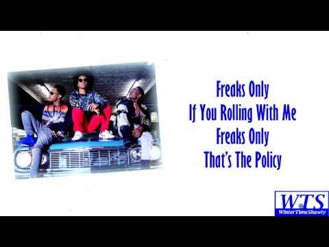 Mindless Behavior - Freaks Only (Lyrics) | #OfficialMBMusic