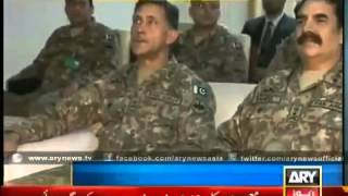 Gen Raheel (Pakistan Army Chief) Warning To India