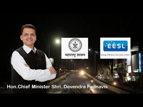 Here's how Amravati became the 1st city to go on energy efficient LED street lights.