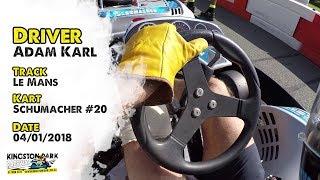 Driver Profile - Adam Karl  |  Kingston Park Raceway Go Karting Brisbane Gold Coast