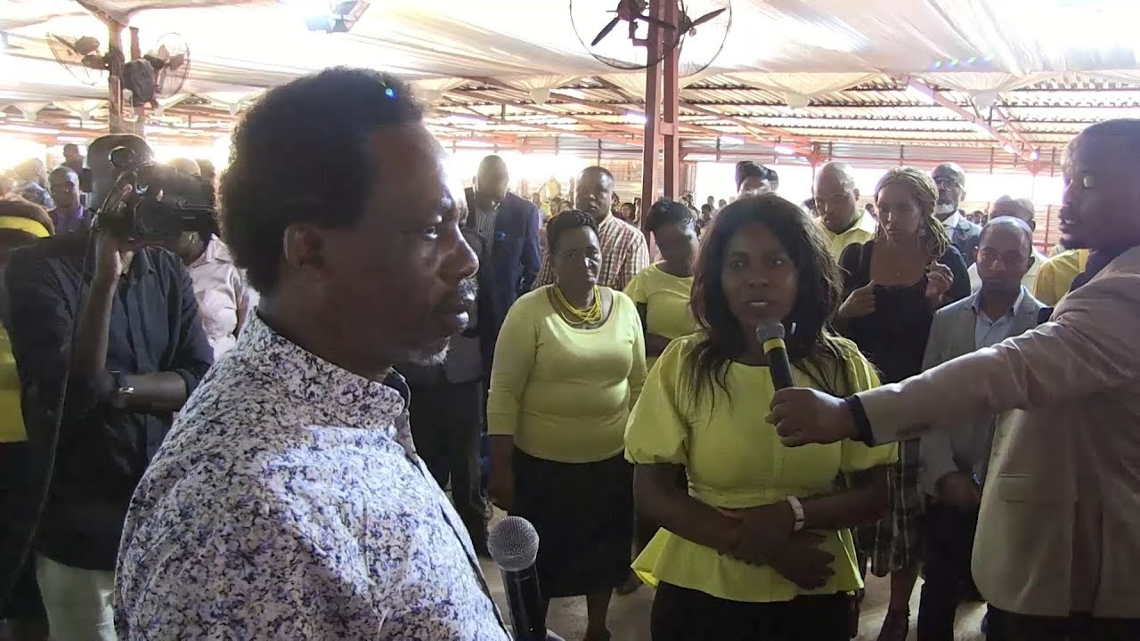A woman SUFFERS IN THE OFFICE OF A WRONG CALLING ll Prophecy by Apostle JB  Makananisa