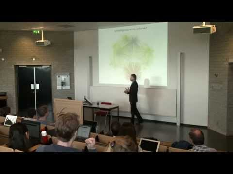 An introduction on Cognitive Analysis, a lecture by Scott Mongeau - Deloitte