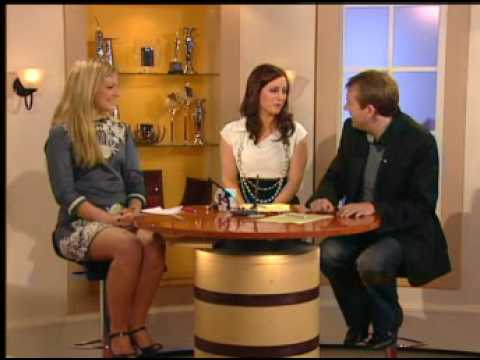 Celebrity Dresses Ireland on TV3.  Launch of exclusive celebrity fashion by  www.Dresses.ie.