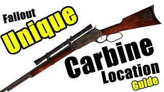 Fallout New Vegas: La Longue Carabine (Unique Rare Sniper Rifle Location)