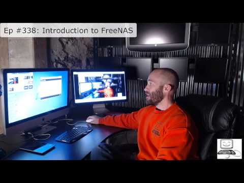Episode #338: Introduction to FreeNAS